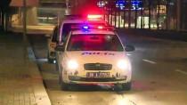 LASTİK TAMİRCİSİ - Başkentte Trafik Kazası Açıklaması 1 Yaralı