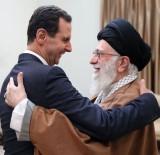 SURIYE DEVLET BAŞKANı - Beşar Esad Ruhani Ve Hamaney İle Görüştü