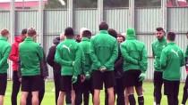 TUNAY TORUN - Bursaspor'da Sivasspor Maçı Hazırlıkları