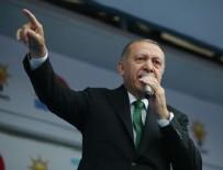 Erdoğan'dan Avrupa Birliği'ne Sisi eleştirisi