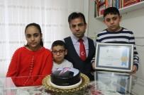 ORGAN NAKLİ - Cumhurbaşkanı'nın Doğum Gününü Kutladı, Organ Nakli İçin Destek İstedi