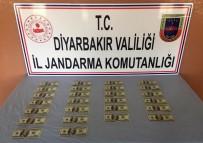 Diyarbakır'da 26 Adet Sahte 100 Dolar Ele Geçirildi