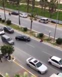 Duyarlı Şoför Ve Kadından Alkışlanacak Hareket