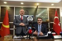Enerji Ve Tabii Kaynaklar Bakanı Fatih Dönmez;
