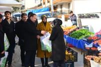 PAZARCI - Erbaa'ya Kapalı Semt Pazarı