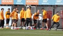 SİNAN GÜMÜŞ - Galatasaray, Hatayspor Maçı Hazırlıklarını Tamamladı