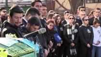 KORAY GENÇERLER - Genç Hakem Özge Kanbay Toprağa Verildi