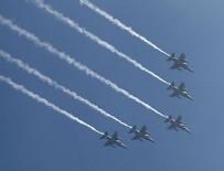 Hint savaş uçakları Pakistan Hava Sahasını ihlal etti