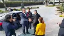 ABDULLAH AYAZ - İran Heyeti Ankara'da