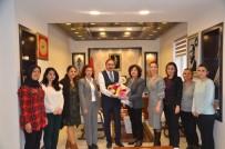 Kaymakam Demirkol'a 'Vergi Haftası' Ziyareti
