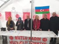 DAĞLIK KARABAĞ - MHP'li Kadınlardan 'Hocalı Katliamı' Sergisi