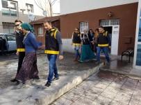 Müftülük Binasını Soyan 2 Zanlıya Tutuklama