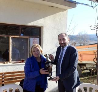 Prof. Dr. Aygül Süel, Arkeoloji Bölüm Başkanı Oldu