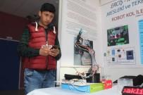 'Robot Kol' İle Daha Güvenli Kimya Deneyleri Yapılacak