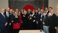 CENGİZ KURTOĞLU - Cumhurbaşkanı Erdoğan'a doğum günü sürprizi