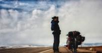 Türkiye'yi Gezen En Genç Bisikletli Olmak İçin Yollara Çıktı