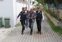 EV ARKADAŞI - Alanya'da Arkadaş Cinayeti Şüphelisi Tutuklandı