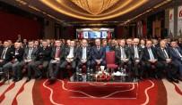 GELIR İDARESI BAŞKANLıĞı - ATO Başkanı Baran 'Vergide Dijital Dönüşüm' Panelinde Konuştu