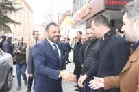 ÇANKIRI VALİSİ - Bakan Yardımcısı Yerlikaya Çankırı'da