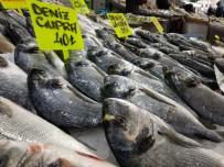 BALIK FİYATLARI - Balık Alış Fiyatları Arttı, Satışlar Aynı