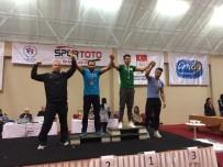 Bartın Üniversitesi, Öğrencileri Bilek Güreşi Şampiyonası'ndan Madalyayla Döndü