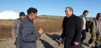 Başkan Kızıldaş Dolaylı Mahallesini Ziyaret Etti
