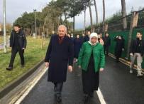 Binali Yıldırım, Çekmeköy Belediye Başkan Adayı Ahmet Poyraz'a Destek İstedi