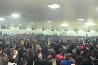 HAVAİ FİŞEK - Binlerce Tepeköylü Başkan Uçak'ı Bağrına Bastı