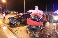 Bolu'da Alkollü Sürücü Dehşeti Açıklaması 4 Yaralı