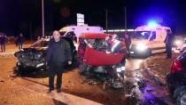 Bolu'da Zincirleme Trafik Kazası Açıklaması 4 Yaralı