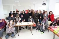 Çankırı'da Huzurevi Sakinleri Sergi Açtı