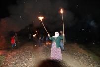 Cemrenin Suya Düşmesini Ateş Yakarak Kutladılar