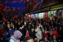 HAVAİ FİŞEK - CHP'li Serdar Sandal'dan Alparslan Mahallesi'nde Görkemli Açılış