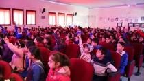 SİNEMA SALONU - 'Elif'in Düşleri' Doğubayazıt'ta Sahnelendi