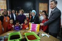 İŞ BAŞVURUSU - Emine Erdoğan Açıklaması 'Tasarım-Beceri Atölyeleriyle Çocukların Mesleki Deneyimle Erken Yaşta Tanışması Mümkün Olacak'