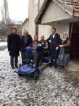 Engelli Kardeşlerin Akülü Araba Sevinci