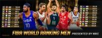 DOMINIK CUMHURIYETI - FIBA 2019 Dünya Kupası Kuralarında Seri Başı Olacak Ülkeler Belli Oldu