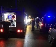 Gölete Uçan Araçtan 2 Kişinin Cansız Bedeni Çıkarıldı
