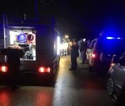 Gölete Uçan Araçtan 2 Kişinin Cansız Bedeni Çıktı