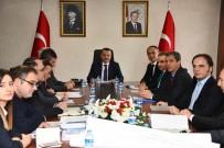Gümüşhane'de Süleymaniye Kış Turizm Merkezi Değerlendirme Toplantısı Yapıldı