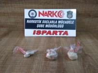 Isparta'da Sokak Satıcısı Operasyonu Açıklaması 7 Gözaltı
