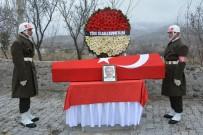 ÇAYıRBAŞı - Kıbrıs Gazisi, Askeri Törenle Toprağa Verildi
