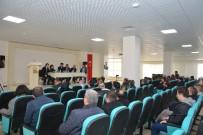 TEMİZLİK GÖREVLİSİ - Kırşehir'de 24 İşçi Alımına Bin 47 Kişi Müracaat Etti