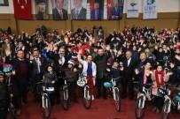 NEVZAT DOĞAN - Kocaeli'de 635 Öğrenci Bisikletlerine Kavuştu