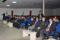 Korkuteli'de 'Şehitlik Ve Gazilik' Konferansı
