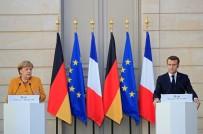PERSPEKTIF - Macron Ve Merkel'den İngiltere'ye Net Brexit Mesajı