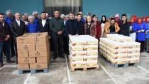 Mehmetçik'e 250 Kilo Pestil Ve Köme