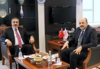 MILLI İSTIHBARAT TEŞKILATı - MİT Başkanı Hakan Fidan'dan YÖK'te Konferans