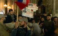 PARİS BÜYÜKELÇİSİ - Paris'te Hocalı Katliamı etkinliğine çirkin saldırı