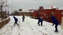 Siirt'te Eğitime Kar Engeli
